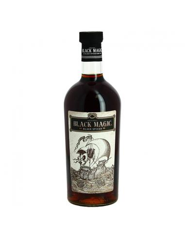 Black Magic - Rhum 70 cl 40°